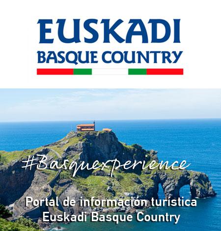 Portal oficial de información turística de Euskadi