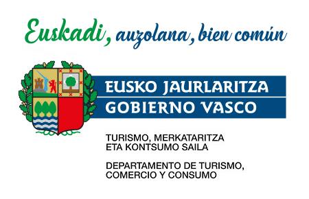 Portal oficial del departamento de Turismo, Comercio y Consumo de Euskadi